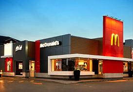 New McDonalds