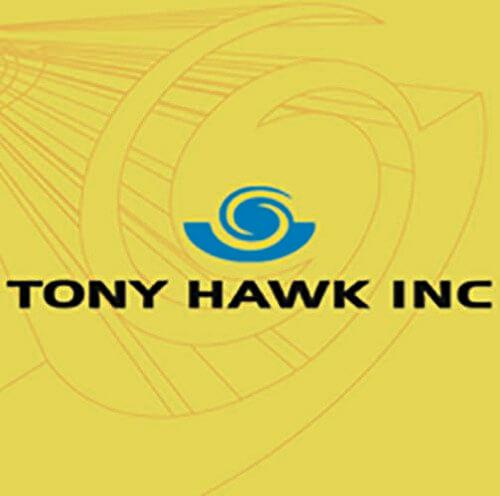 branding case study for Tony Hawk, inc