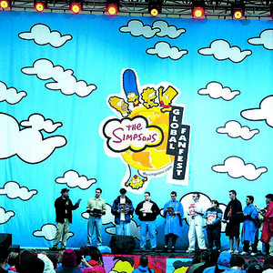 Simpsons Global Fanfest
