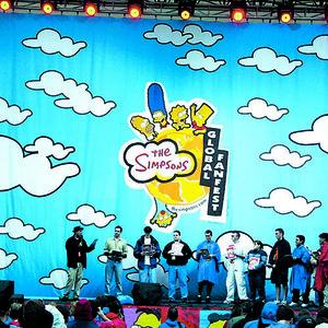 Simpsons Global Fanfest