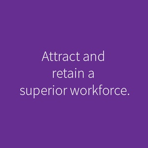 A better happier workforce is created with proper branding and branding execution